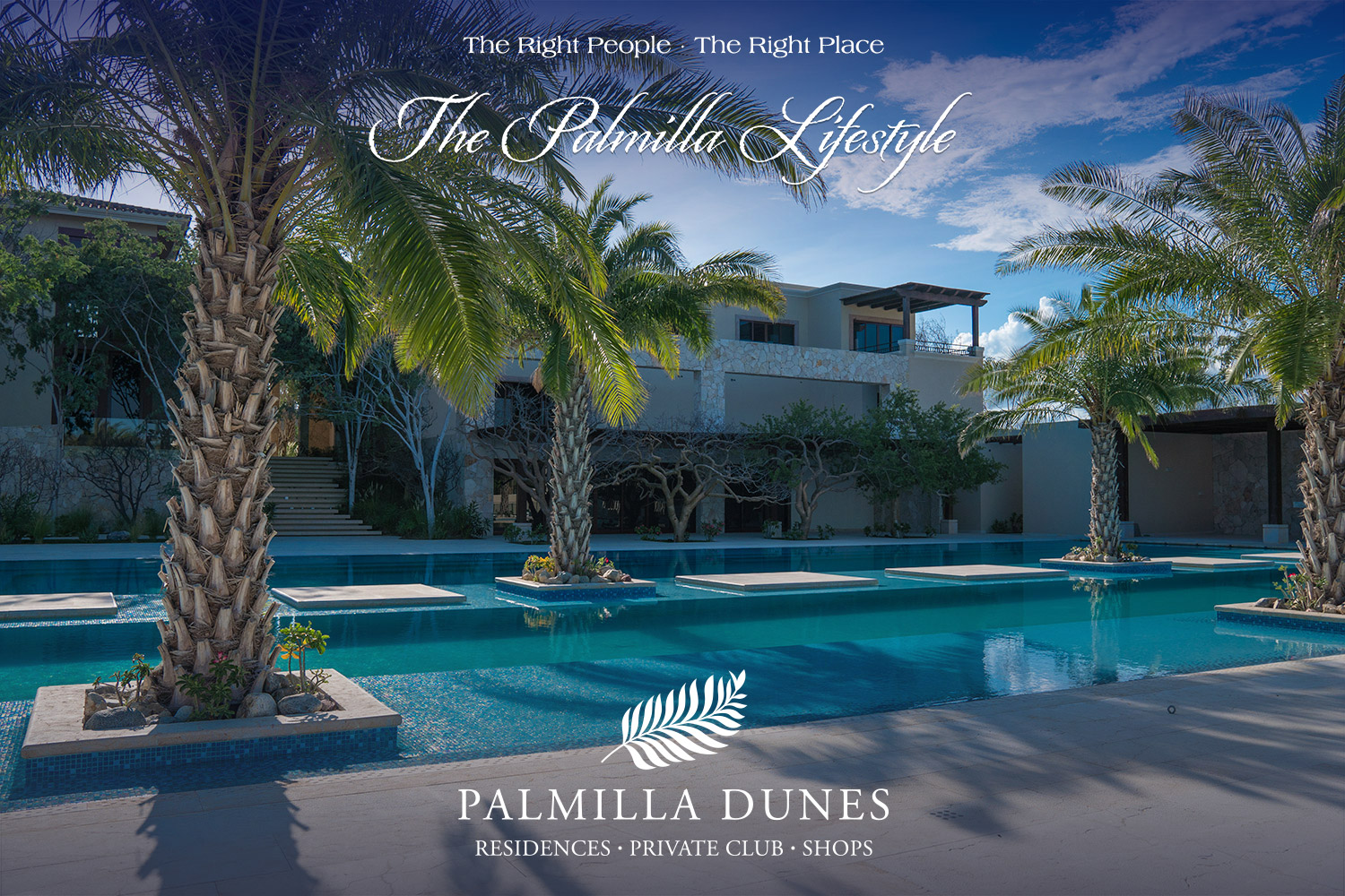 Palmilla Dunes Cabo Luxury Real Estate Pool