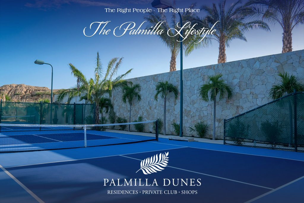 Palmilla Dunes Cabo Luxury Real Estate Tennis